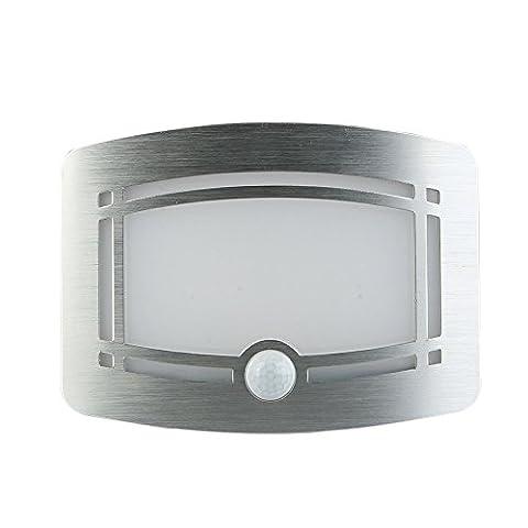 Lampe murale en aluminium à LED Applique
