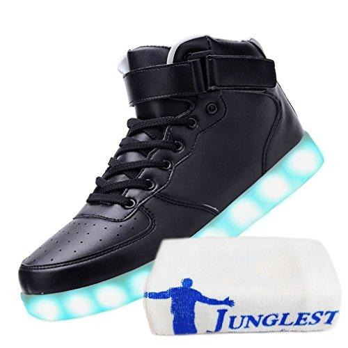 [Présents:petite serviette]JUNGLEST® - Baskets Lumine High-Top noir