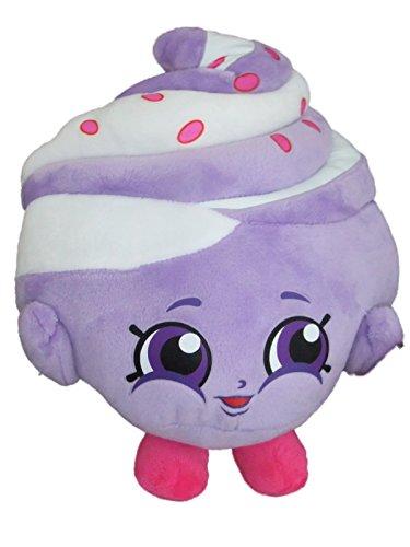 Shopkins Season 2 Purple Mary Meringue Soft Toy 25cm