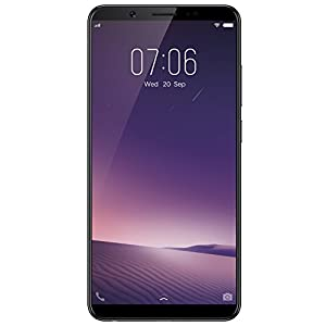 Vivo V7+ (Matte Black, Fullview Display)