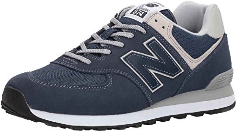 New Balance 574v2, scarpe da ginnastica da uomo, (blu (blu (blu (navy)), 37.5 EU 2E | Acquisto  661e1a