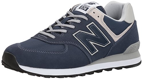 8c1e7ec3f5 New Balance Ml574egn, Baskets Homme - Bleu (Navy) 42 EU