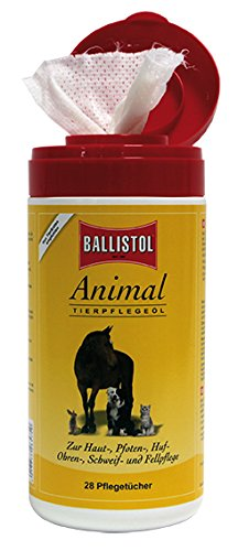 PFIFF BALLISTOL Animal Pflegetücher (Huf Tools)