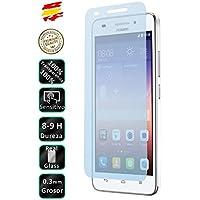 Protector de Pantalla Cristal Templado Premium para Huawei Ascend G620s 620-S - Movilrey