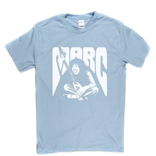 Marc Pop Music Tee T-shirt Himmelblau