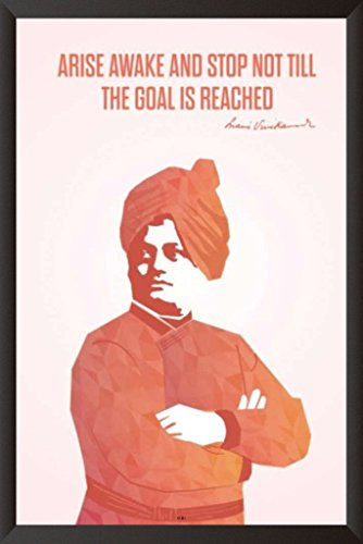 HungOver Swami Vivekanand Poster Home & Office  available at amazon for Rs.699