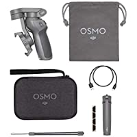DJI - CP.OS.00000040.01  Osmo Mobile 3 Smartphone Gimbal Combo Kit - Black