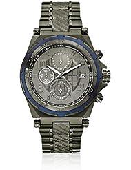 GUESS Herren-Armbanduhr Wired Chronograph Quarz Edelstahl W0243G3