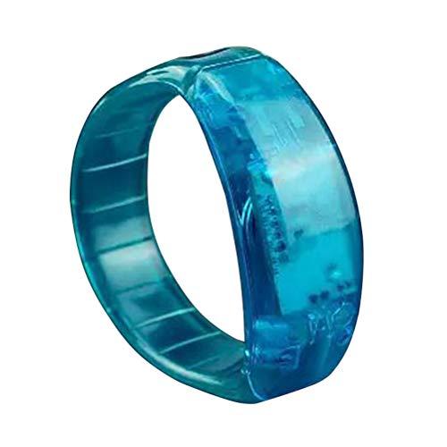 up Armband mit Sound Control für Kinderparty (Blau) ()