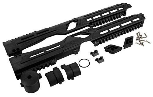 Etha EMC Mounting Rail Kit Black