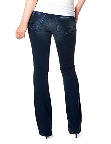 Noppies Damen Umstandsjeans Jeans Otb Bootcut Jade Blau (Dark Stone Wash C296)