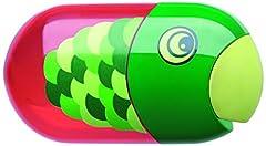 Idea Regalo - Faber-Castell 183525 Temperamatite, Verde