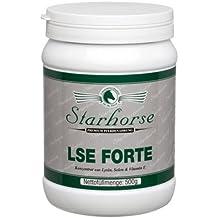 Starhorse LSE für Pferde lockere Muskeln Lysin Vitamin E 500g