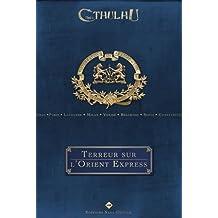 Appel de Cthulhu 6 ED N°39 Terreur sur l'Orient-Express