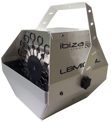 Imagen de Maquina de Burbujas Ibiza Audio por menos de 40 euros.