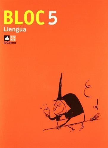 Bloc Llengua 5 (BLOC Llengua catalana) - 9788441213630