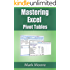 Mastering Excel: Pivot Tables