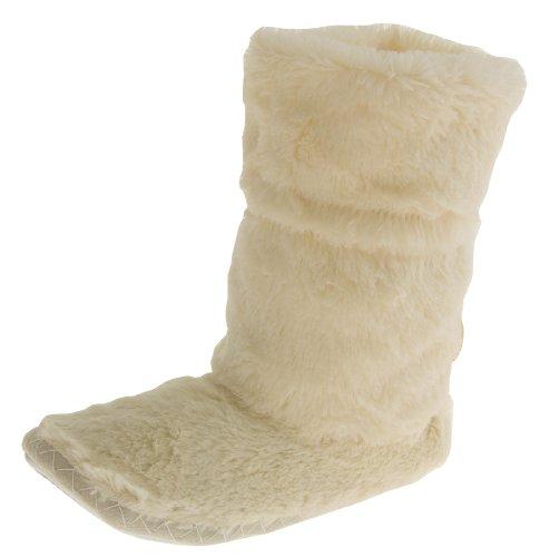 Footwear Studio, Pantofole donna Beige (beige)