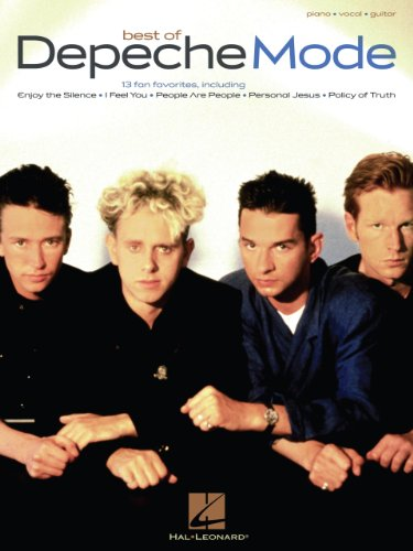 Best of Depeche Mode Songbook (English Edition)