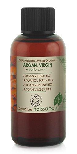Argán Virgen BIO - Aceite Portador Prensado en frío 100% Puro - Certificado Ecológico - 50ml