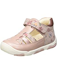 Geox B New Balu A, Baby Girl's Low-Top Sneakers