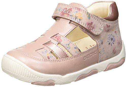 Geox B New Balu' Girl a, Zapatillas para Bebés, Rosa (Lt Rose),...