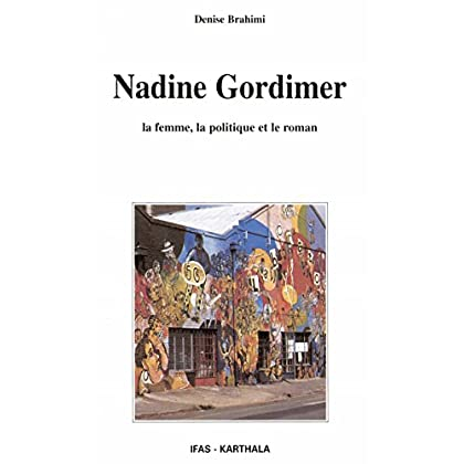 Nadine Gordimer (Lettres du Sud)