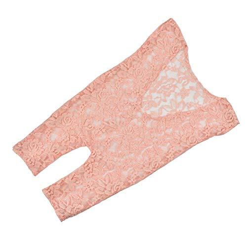 ie Kostüm,Neugeborene Wrap Photo Prop Länge Baby Kostüm Newborn Decke Fotografie Babyfotografie für Mädchen EINWEG Verpackung ()
