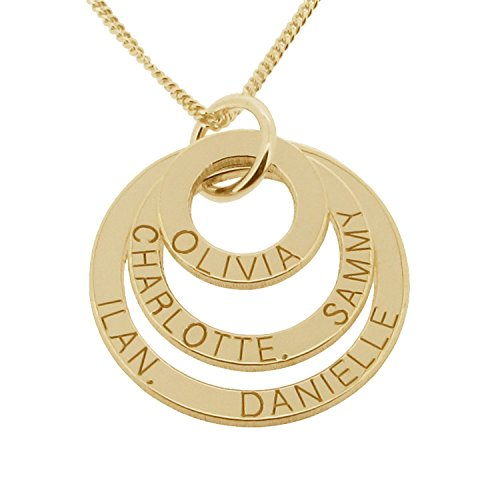 solid-9ct-yellow-gold-personalised-three-disc-pendant-necklace-with-optional-chain-in-gift-box