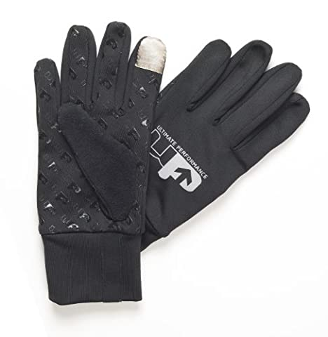 Ultimate Performance Runners Glove - Black, X-Large