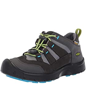Keen Hike Port Waterproof Junior Hiking Zapatos–SS18, Infantil, 1019704, Magnet/grenn, 36 EU