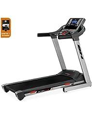 BH Fitness WG6473U Cinta de Correr Plegable BH F2W DUAL. 18 Kilómetros/Hora. 8 años de Garantía. Dual Kit Incluido.