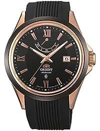 Orient Reloj Analógico para Hombre de Automático con Correa en Caucho FAF03003B0