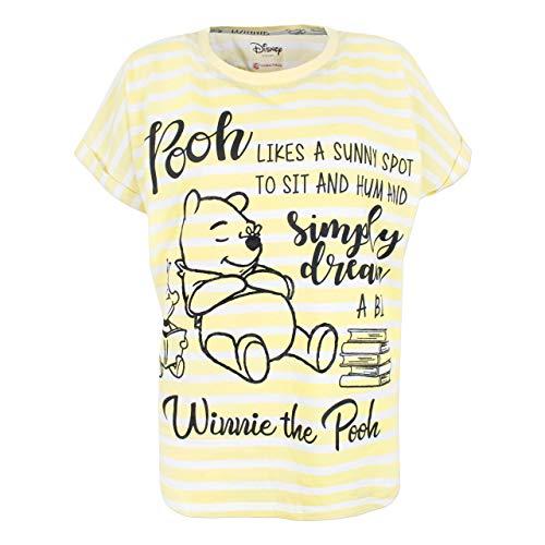 Disney Winnie PU - Pijama para Mujer - Winnie The Pooh
