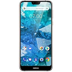 Nokia 7.1_ST (Steel, 4GB RAM, 64GB Storage)