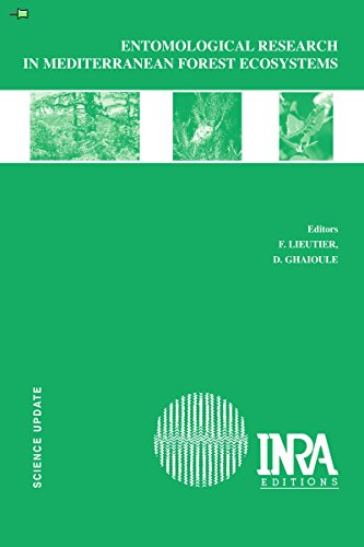 Entomological Research in Mediterranean Forest Ecosystems (Science update) (English Edition)