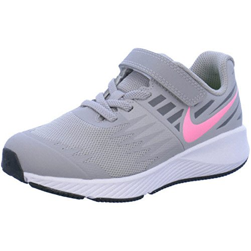 size 40 eb1b3 04029 Nike Star Runner (PSV), Chaussures de Fitness Fille, Multicolore  (Atmosphere Grey