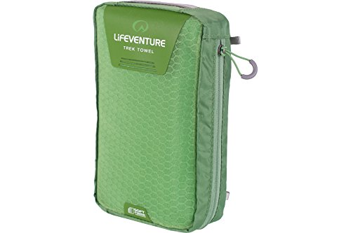 lifeventure-softfibre-trek-towel-giant-green