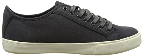 Kickers Tovni Lacer, Basses Homme Gris (Dark Grey)