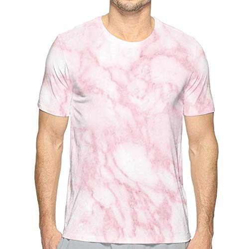 3D Printed T Shirts,Soft Granite Texture Old Fashion Space Stone Abstract Macro Scratches Girls Image XXL -