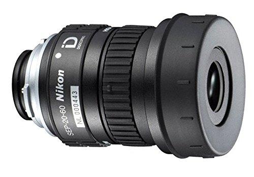 Nikon SEP 16-48x/20-60x Okular für Prostaff 5 Beobachtungsfernrohr (wasserdicht bis 2m für 10 Minuten)
