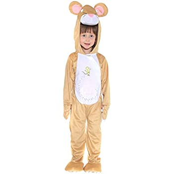 Wonderful The Gruffalou0027s Little Mouse Costume (3 5 Years)