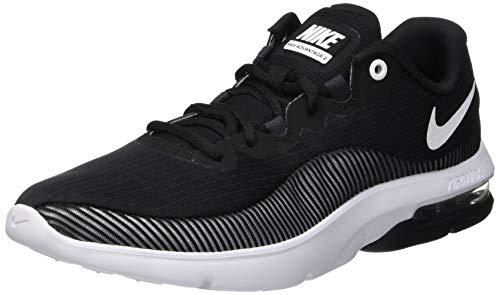 Nike Herren Air Max Advantage 2 Fitnessschuhe Schwarz (Black/White/Anthracite 001) 44 EU