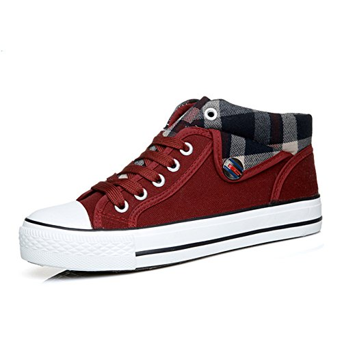 XTIAN - Pantofole a Stivaletto Donna Rot