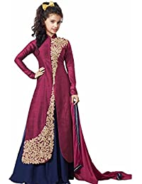 Today Best Offer Amazon Lowest Price Day Sale Offer On Baby Princess Birthday Girls Salwar Suit(Baby _ Girls_8...
