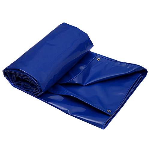 Waterproof Cloth Home Außenzelt Gepolsterte, Wasserdichte Zeltplane aus Zelt (Color : A, Size : 7×5m)
