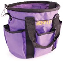 Bentley - Slip not - Bolsa para utensilios de cuidado del caballo - Morado