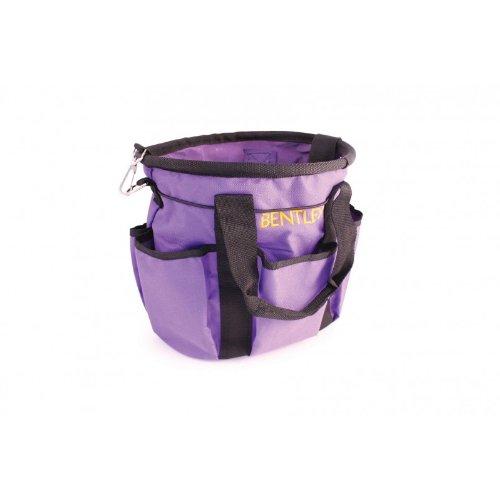 Charles-Bentley-Slip-Not-Horse-Grooming-Equestrian-Carry-Bag-Purple