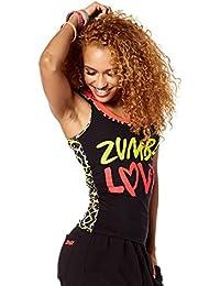 Zumba Fitness Love Racerback Femme