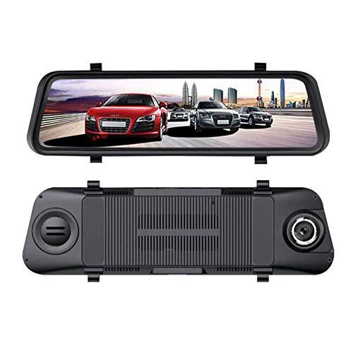 Dash Cam Full-Screen-Streaming Media 1080P HD-Nachtsicht-Rückspiegel, der Recorder-High-End-Großbild-GPS für LKWs und Autos fährt